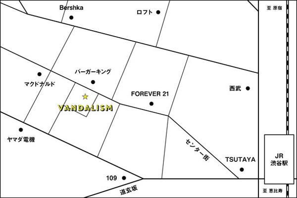 VANDALISM-MAP