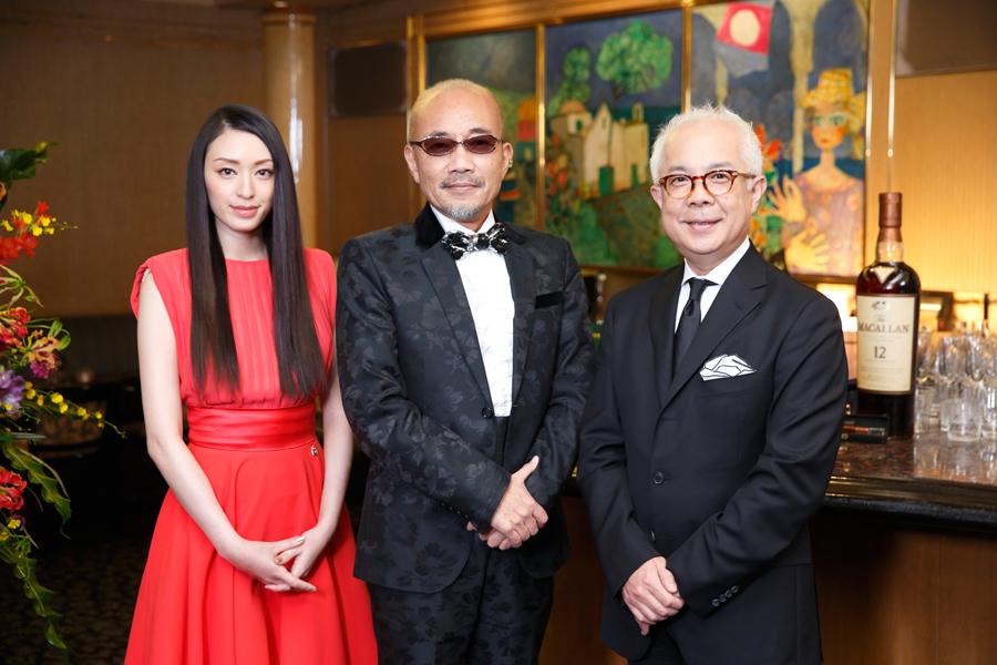 栗山千明-竹中直人-小堺一機-2015