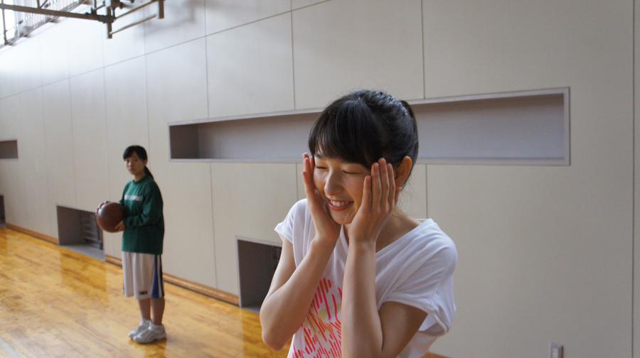 桜井日奈子-白猫プロジェクトCM撮影風景