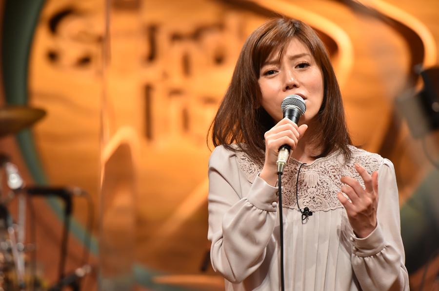 """柴田淳、BS-TBS『土曜スタジアム~Sound Inn """"S""""』"""