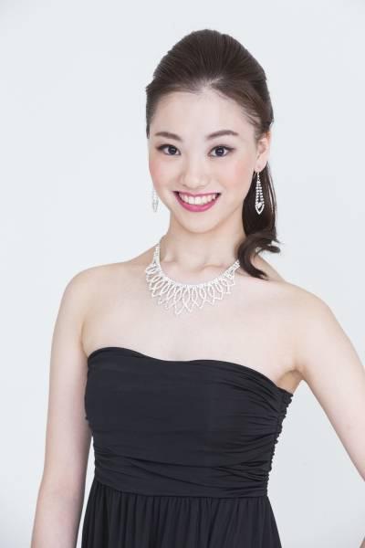 川口紗希-2016準ミス・インターナショナル日本代表