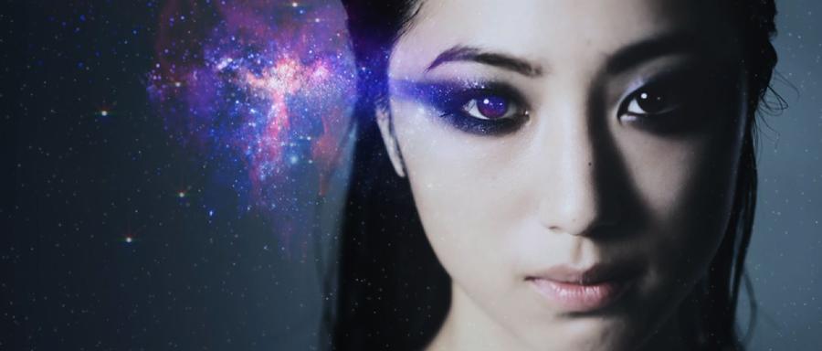 Flower-瞳の奥の銀河(ミルキーウェイ)MV