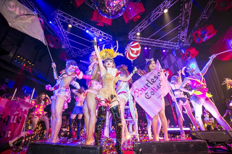 Burlesque-Tokyo-Collection-×-ageHa~TOKYOチップナイト~