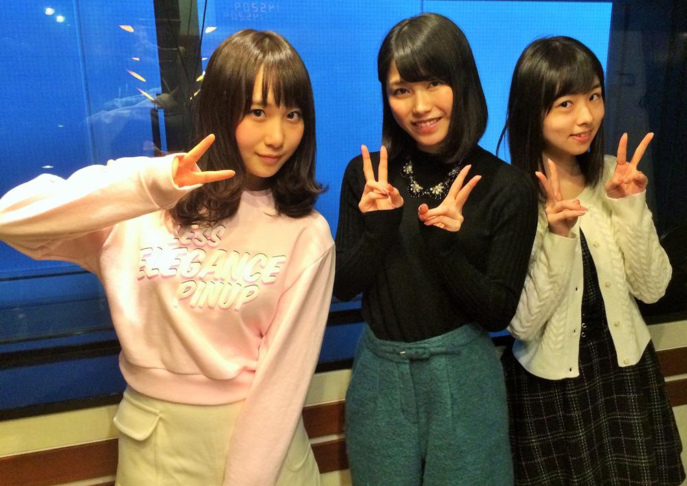 横山由依、高橋朱里、岩立沙穂-AKB48-SPECIAL-ONE