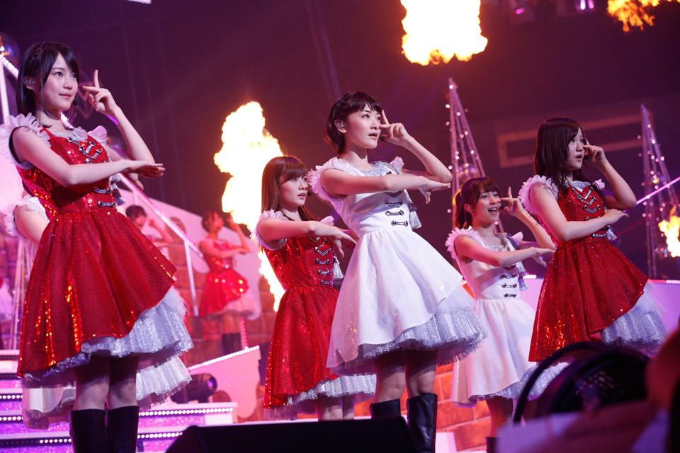 乃木坂46 Merry X'mas Show 2015 サンタ姿