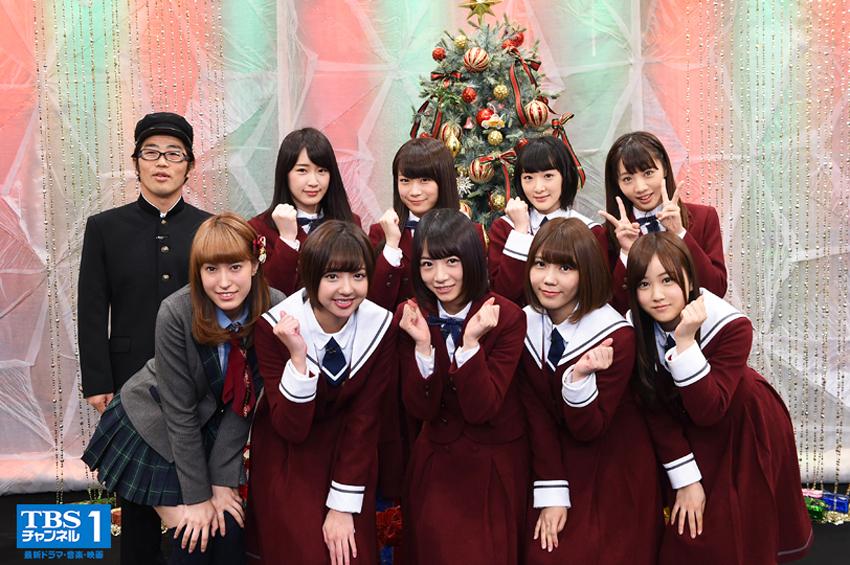 乃木坂46えいご-クリスマス2015