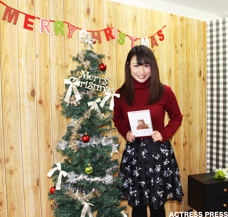 滝沢乃南-CHRISTMAS2015