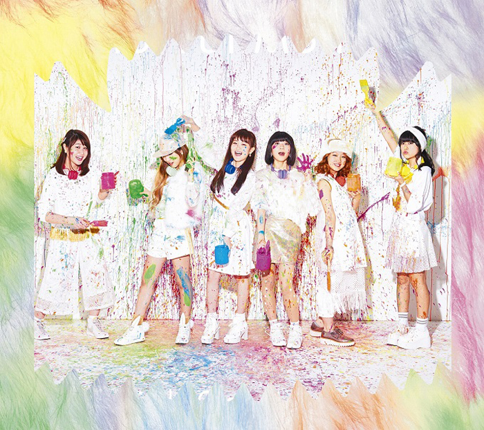 Little-Glee-Monster-Colorful-Monster初回限定盤ジャケット