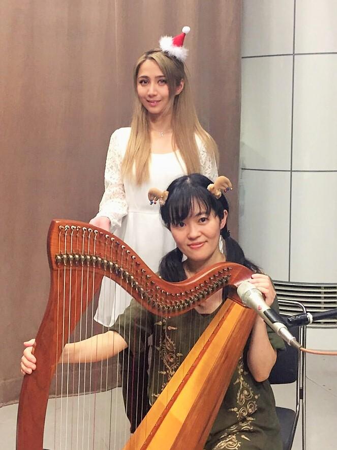 Sarah Alainn-harp