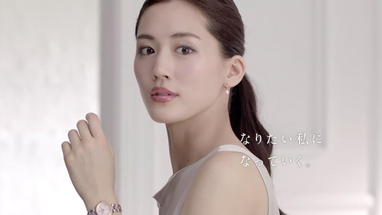 綾瀬はるか-セイコー ルキアTV-CM