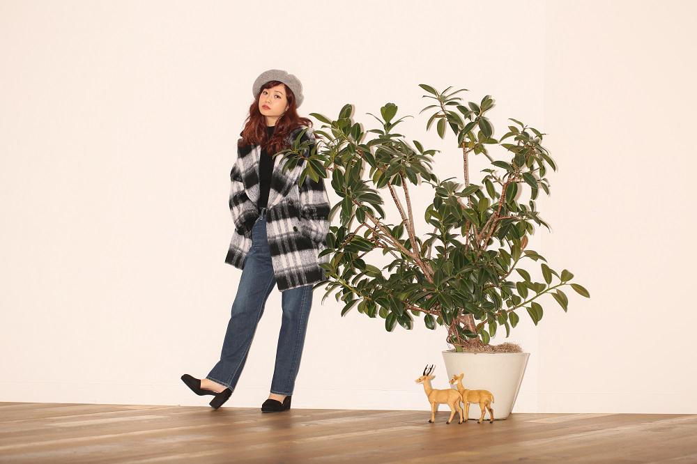 池田エライザ-ヘザーダイアリークリスマスキャンペーン2015