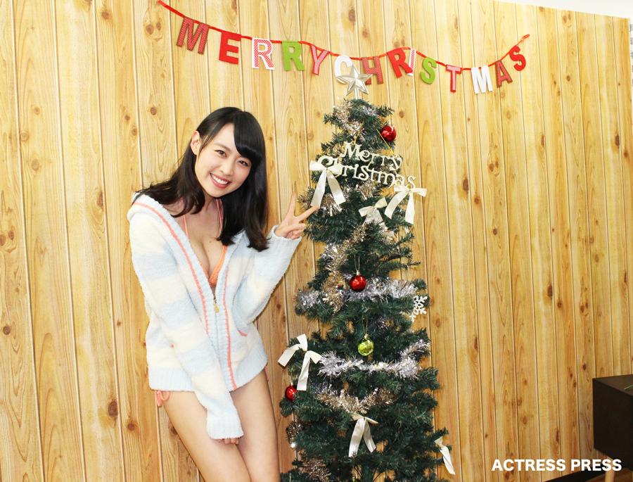 千倉里菜-CHRISTMAS-2015