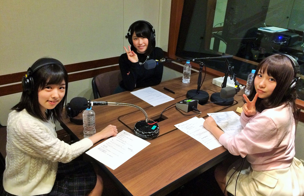 AKB48-横山由依-高橋朱里-岩立沙穂-TOKYO-FM