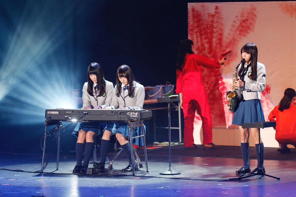 欅坂46 新春!おもてなし会 音楽部