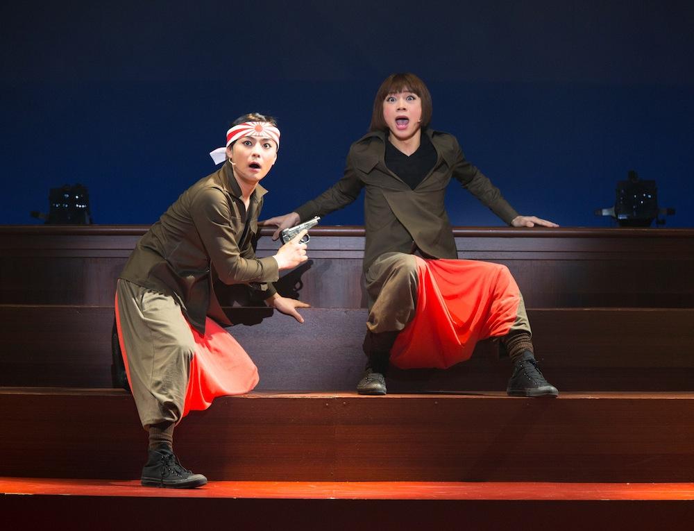 學蘭歌劇 -帝一の國