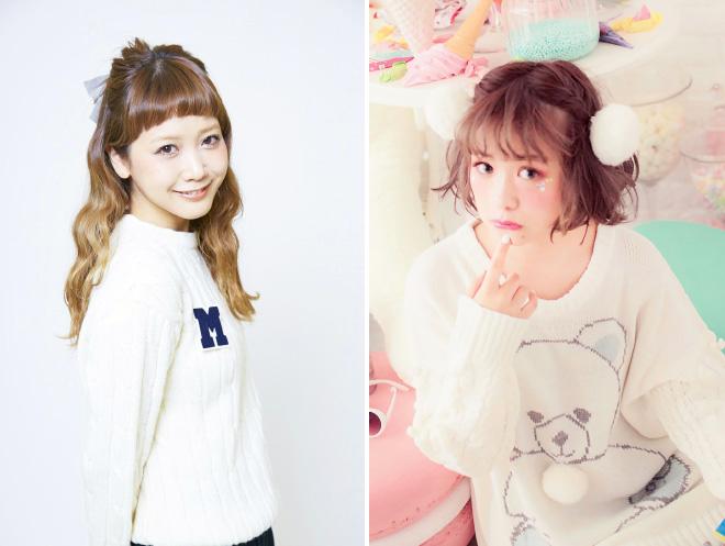 田中里奈-平松可奈子