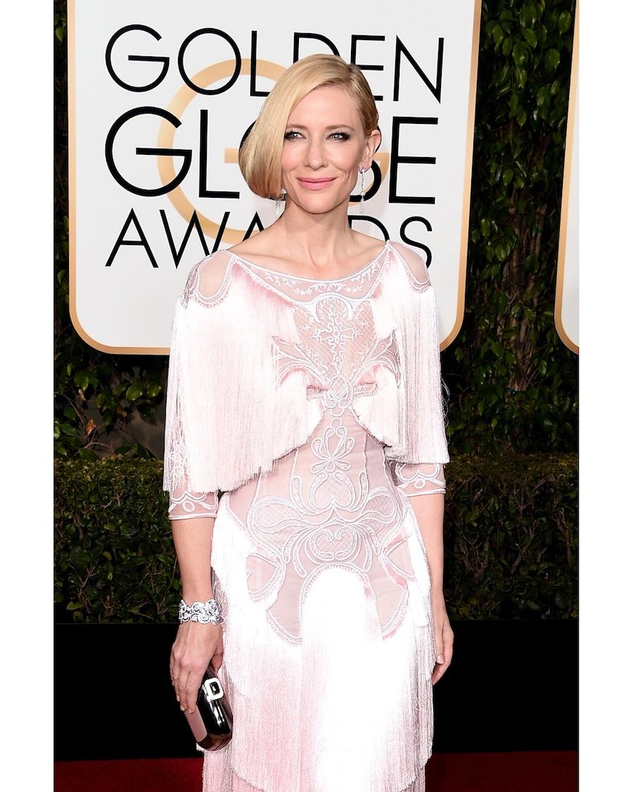 Cate Blanchett(ケイト・ブランシェット)ゴールデングローブ賞