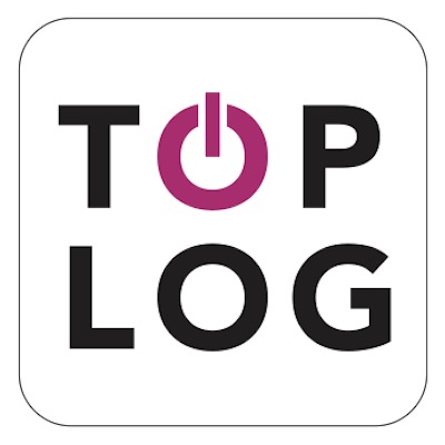 ファッションアプリ TOPLOG LOGO