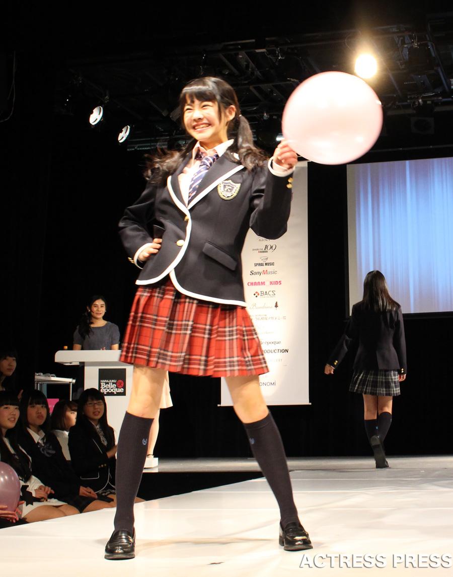 上水口姫香-CONOMi制服アワード2016風船
