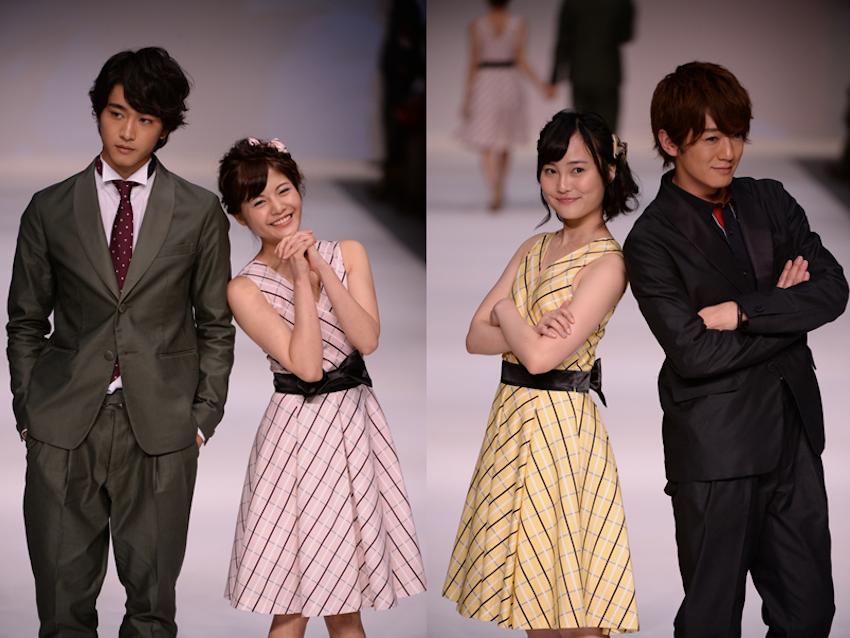 イタズラなKiss キャスト 香港ファッションウィークランウェー