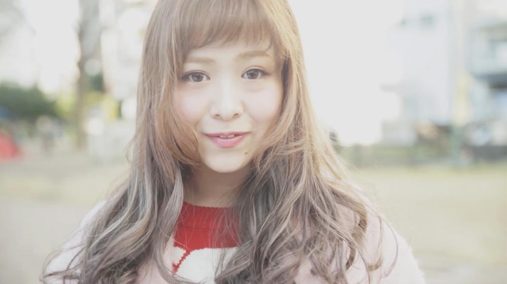 平松可奈子-フリルCM