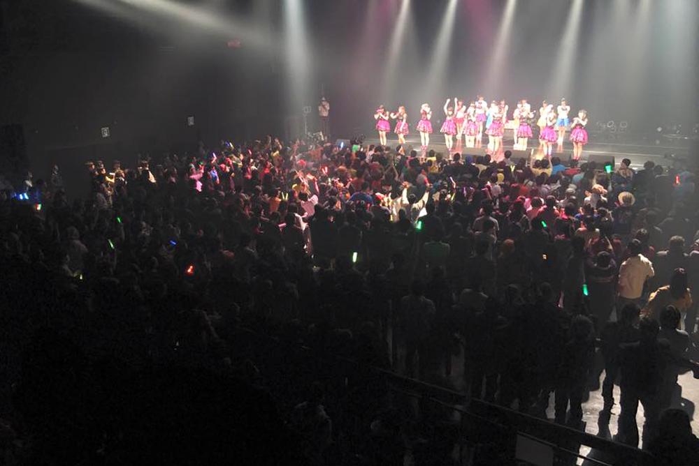 アイドル教室-Zepp名古屋ワンマンライブ