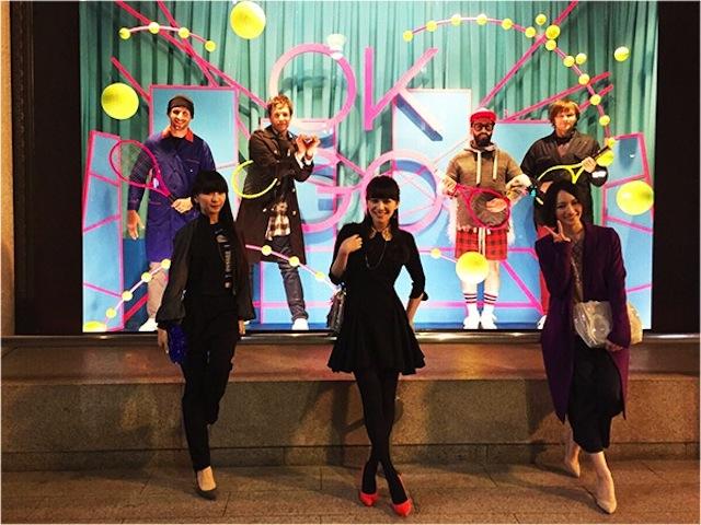 Perfume-OK Go-SUSHI POLICE主題歌