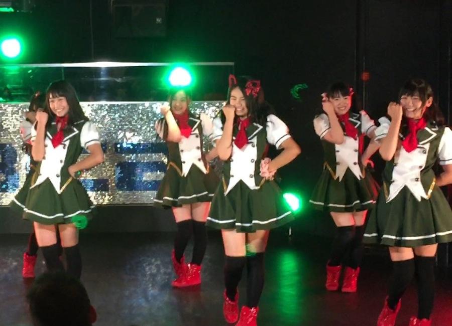 星☆ジュリエッタ・TV収録風景