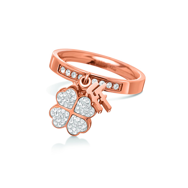 follifollie-HEART4HEART-RING
