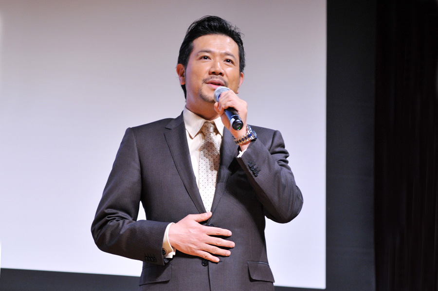 別所哲也-映画-未来のカケラ-舞台挨拶