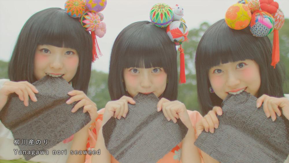SAGEMON-GIRLS-郷土銘菓「米せんぺい」