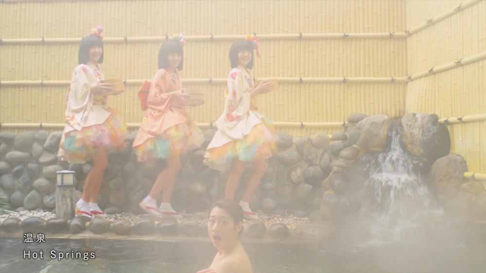 SAGEMON-GIRLS-温泉