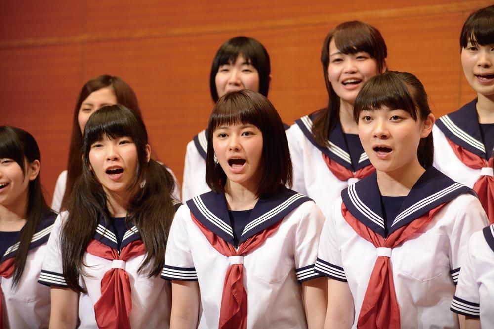 山本舞香-桜ノ雨-合唱