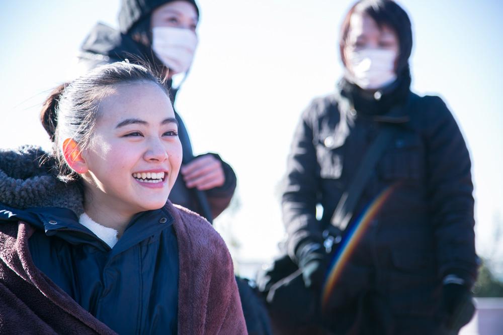 天野菜月-笑顔-ポカリスウェット-WEBムービー