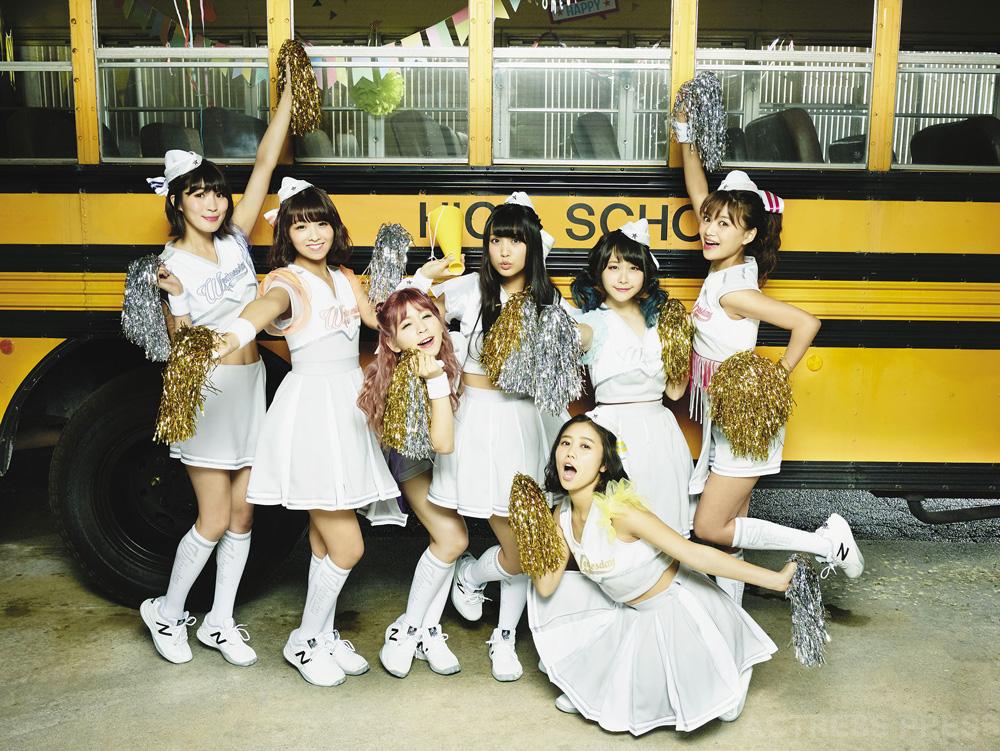 PASSPO☆Re-デビューシングル-Mr.Wednesday