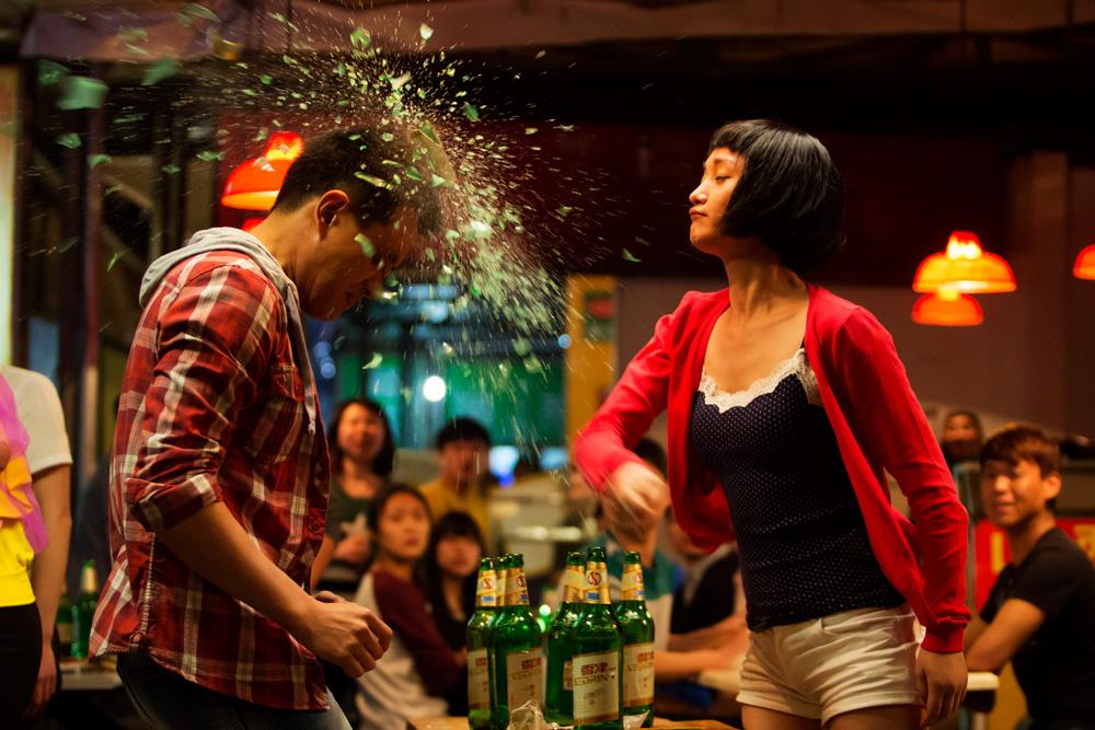 映画『更年奇的な彼女』ジョウ・シュン