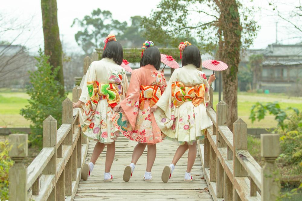 SAGEMON-GIRLS-福岡県柳川市-傘