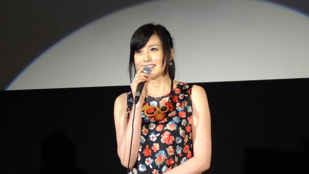 藤原紀香-映画『更年奇的な彼女』記念上映会イベント20160225