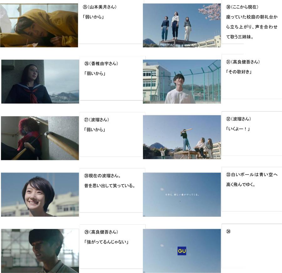 香椎由宇-波瑠-山本美月-ショートムービー-ストーリーボード3