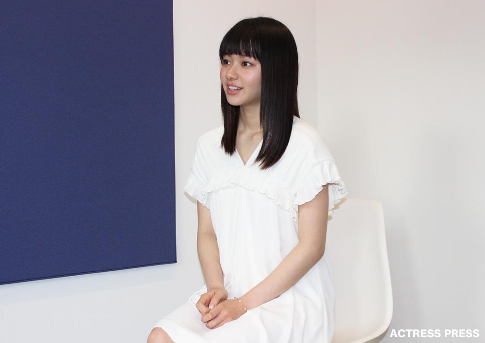 山本舞香-インタビュー