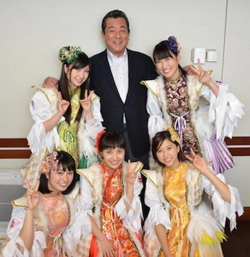 ももいろクローバーZ-加山雄三-TOKYOFM