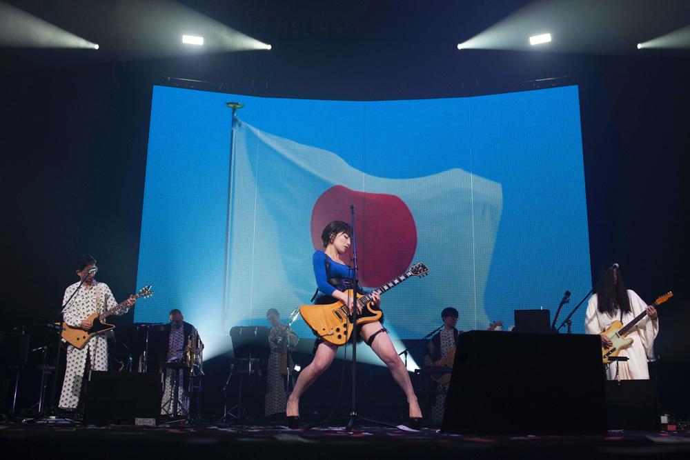 椎名林檎-NIPPON-ライブ