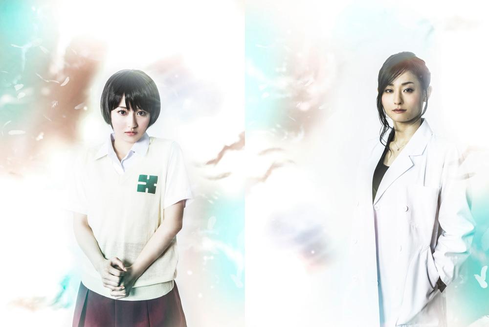 桃瀬美咲(三島リサ役)-吉川麻美(大沢役)-舞台-残響のテロル