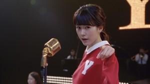 桐谷美玲-Y!mobile-CM
