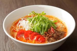 ほうきぼし_豆乳野菜健康担々麺