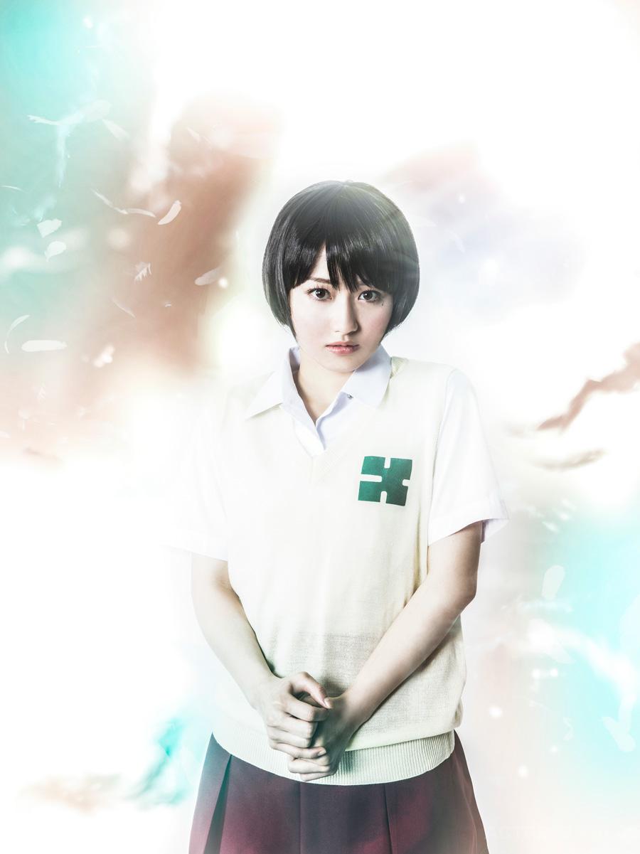 桃瀬美咲演ずる三島リサ-残響のテロル