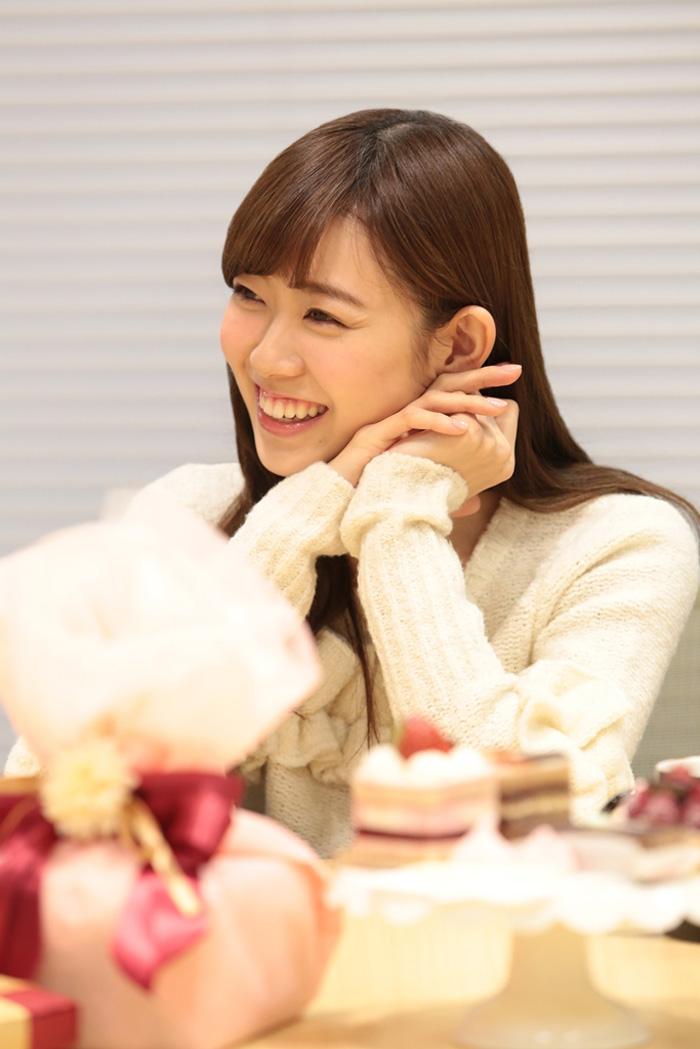渡辺美優紀-バレンタイン企画