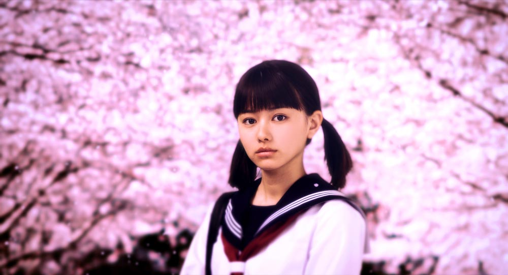 山本舞香-桜ノ雨
