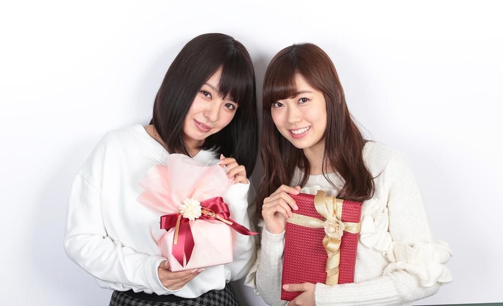 みるきー・ななたん-Audible限定バレンタイン企画