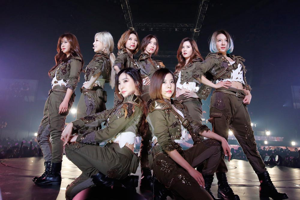 少女時代 GIRLS'GENERATION 4th TOUR-Phantasia-in JAPAN